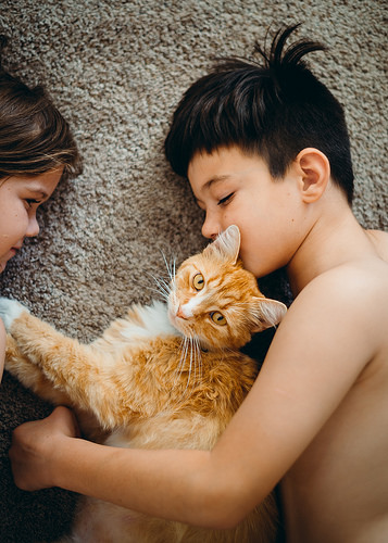 5 Reasons Why Pets are Good for Kids